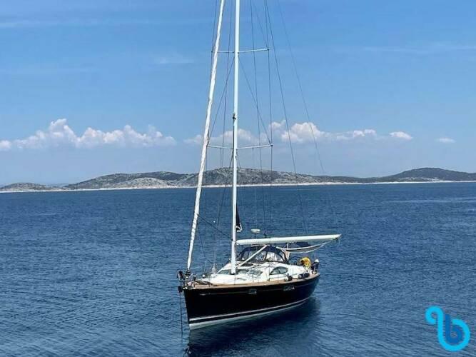 Sun Odyssey 54 DS Olivia Adriatica
