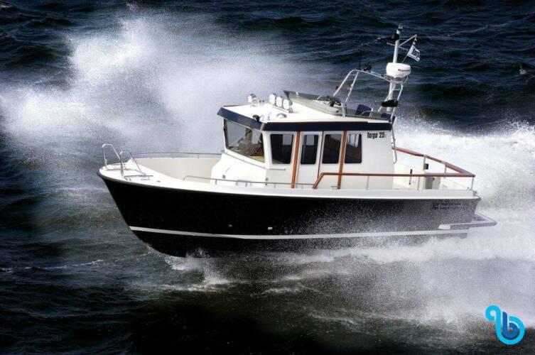 Targa 25, Islander