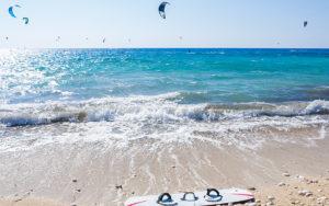 kite surf lefkada